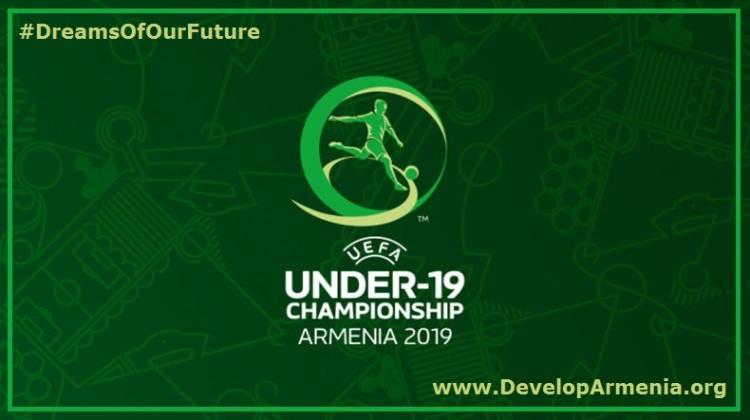 Armenia National Team U-19 3